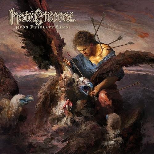 HATE ETERNAL - Upon Desolate Sands CD DIGIPAK