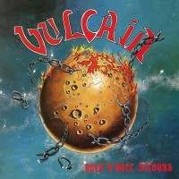 VULCAIN - Rock 'N' Roll Secours CD DIGIPAK