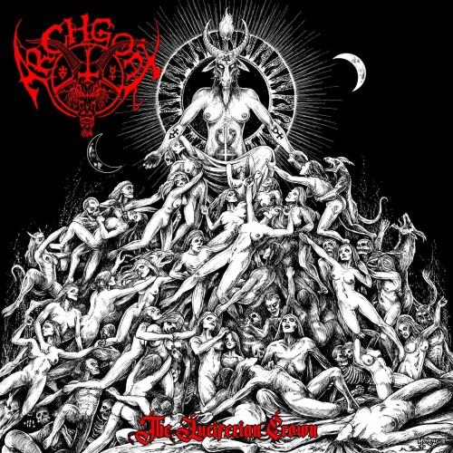 ARCHGOAT - The Luciferian Crown CD DIGIPAK