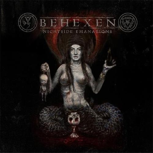 BEHEXEN - Nightside Emanations CD DIGIPAK