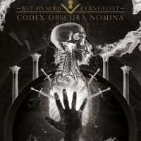 BLUT AUS NORD / AEVANGELIST - Codex Obscura Nomina CD DIGIPAK