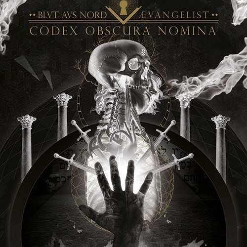 BLUT AUS NORD / AEVANGELIST - Codex Obscura Nomina CD DIGIPAK