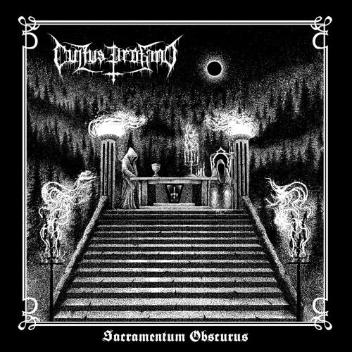 CULTUS PROFANO - Sacramentum Obscurus CD DIGIPAK