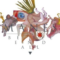 MANES - Be All End All CD DIGIPAK