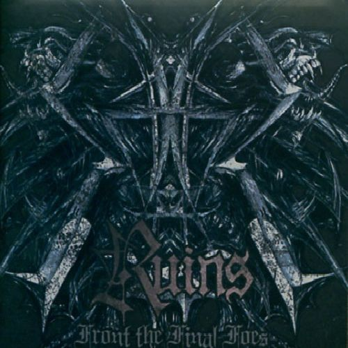 RUINS - Front the Final Foes CD DIGIPAK
