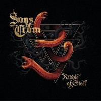 SONS OF CROM - Riddle of steel CD DIGIPAK