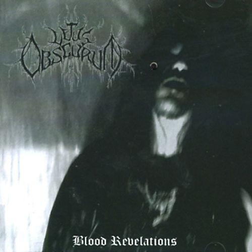 VETUS OBSCURUM - Blood Revelations CD