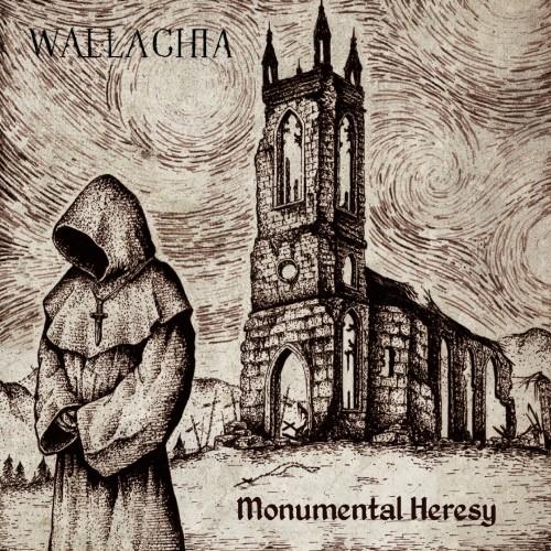 WALLACHIA - Monumental Heresy CD DIGISLEEVE