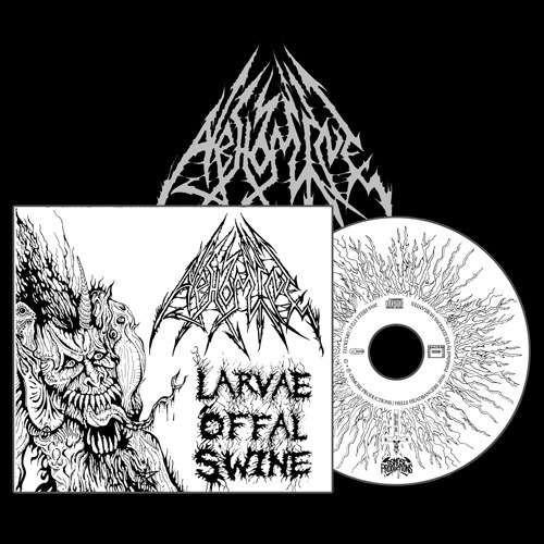 ABHOMINE - Larvae Offal Swine CD DIGIPAK