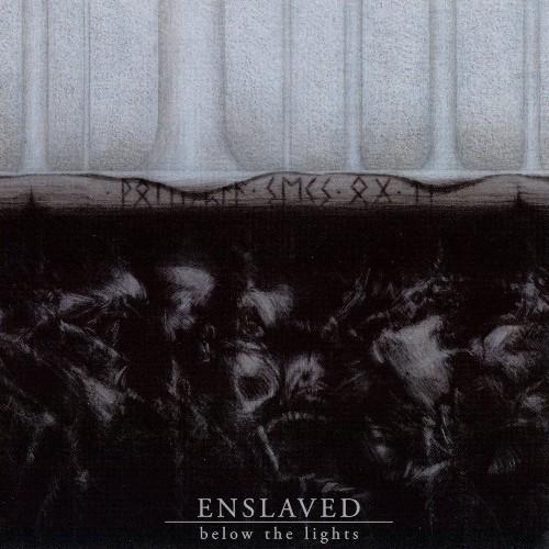 ENSLAVED - Below The Lights CD
