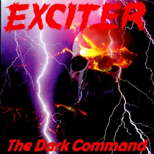 EXCITER - The Dark Command CD