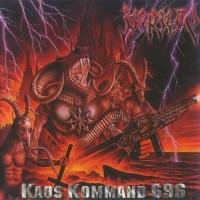 IMPIETY - Kaos Kommand 696 CD