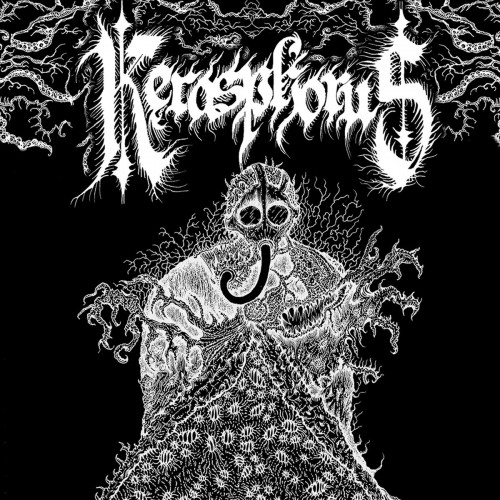 KERASPHORUS - Necronaut + Cloven Hooves At The Holocaust Dawn CD