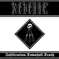 REVENGE - Infiltration.Downfall.Death CD DIGIPAK
