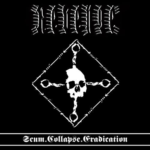 REVENGE - Scum.Collapse.Eradication CD