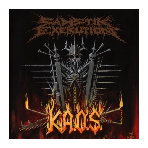 SADISTIK EXEKUTION - K.A.O.S. CD