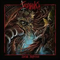 SATANIKA - Total Inferno CD DIGIPAK