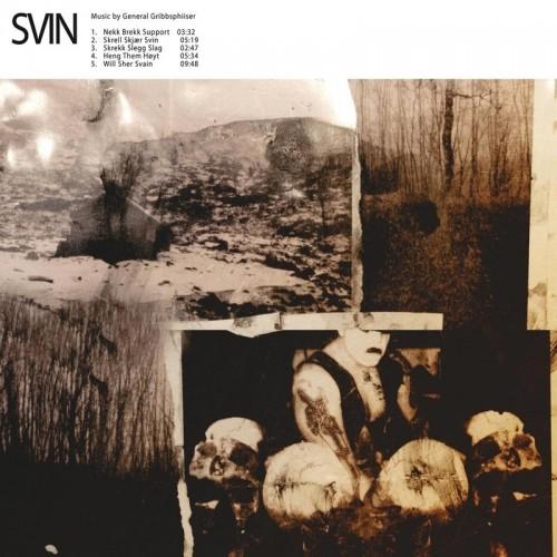 SLAGMAUR - Svin CD DIGIPAK