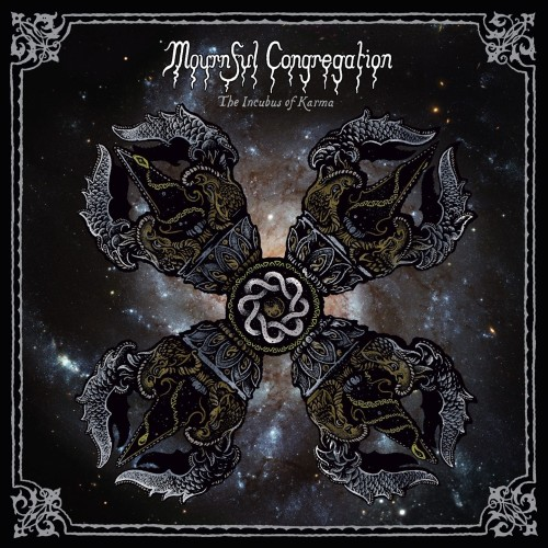 MOURNFUL CONGREGATION - The Incubus Of Karma CD