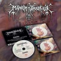 FILII NIGRANTIUM INFERNALIUM - Hostia CD DIGIPAK