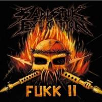 SADISTIK EXEKUTION - Fukk II CD
