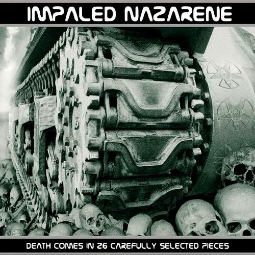 IMPALED NAZARENE - Death Comes in 26 Carefully Selected Pieces CD DIGIPAK