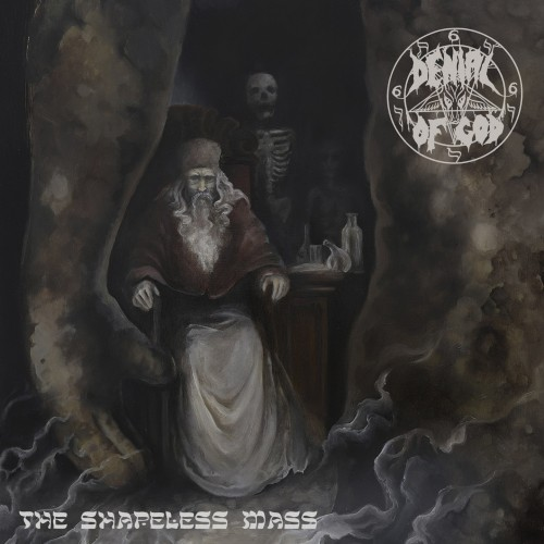 DENIAL OF GOD - The Shapeless Mass CD
