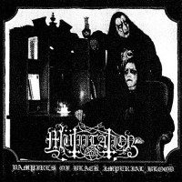 MUTIILATION - Vampires Of Black Imperial Blood CD DIGIPAK