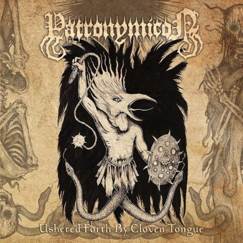 PATRONYMICON - Ushered Forth By Cloven Tongue CD