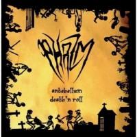 PHAZM - Antebellum death'n roll CD/DVD dual-disc