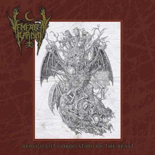 VENEREAL BAPTISM - Repugnant Coronation Of The Beast CD