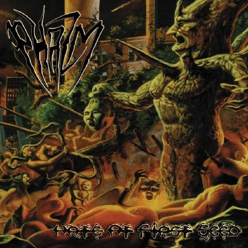 PHAZM - Hate at First Seed CD