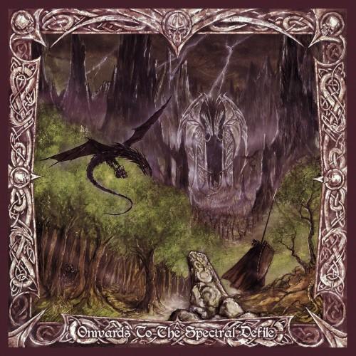 CIRITH GORGOR - Onwards To The Spectral Defile CD