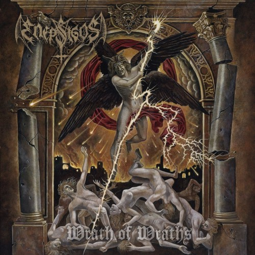 ENEPSIGOS - Wrath Of Wraths CD