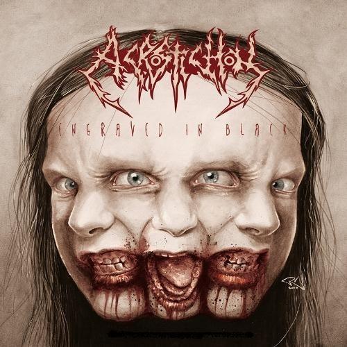 ACROSTICHON - Engraved in Black CD
