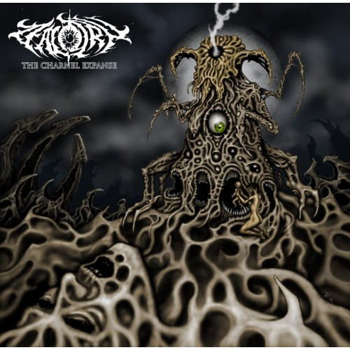 ZEALOTRY - The Charnel Expanse CD
