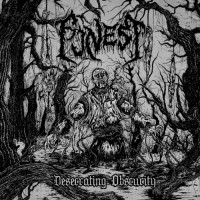 FUNEST - Desecrating Obscurity CD