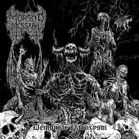 MORBID MESSIAH - Demoniac Paroxysm CD