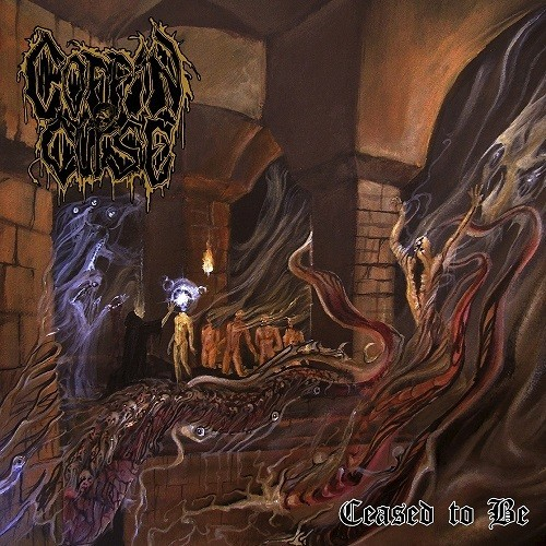 COFFIN CURSE - Ceased to Be CD