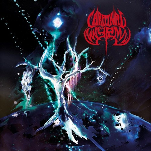 CARDINAL WYRM - Black Hole Gods CD DIGIPAK