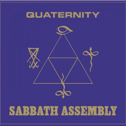SABBATH ASSEMBLY - Quaternity CD DIGISLEEVE