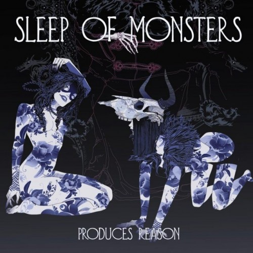 SLEEP OF MONSTERS - Produces Reason CD DIGIPAK