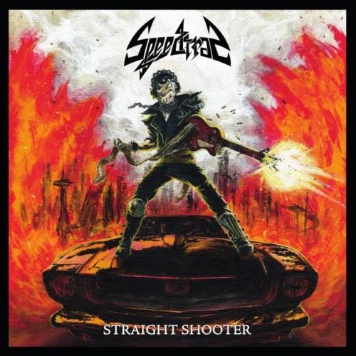 SPEEDTRAP - Straight Shooter CD