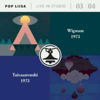 WIGWAM / TAIVAANVUOHI - Pop-Liisa 3 / 4 CD